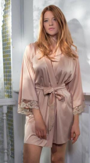 платье халат кимоно большого размера
