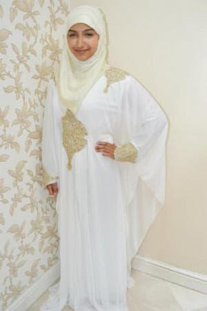 исламское платье от Мариана Валери