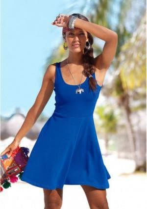 короткое платье туника солнышко