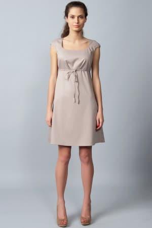 летние платье с завышенной линией талии для беременной