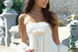 красивое вечернее платье на свадьбу