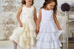 фото платье на выпускной в садик