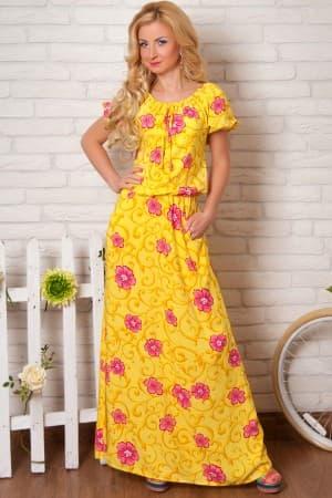 летние платье на каждый день от Ghazel