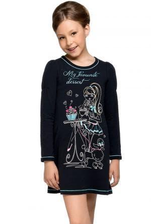 теплое платье туника для девочки подростка