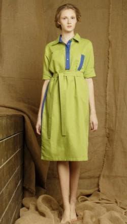 льняное платье рубашка из турции