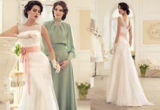 татьяна каплун свадебные платья