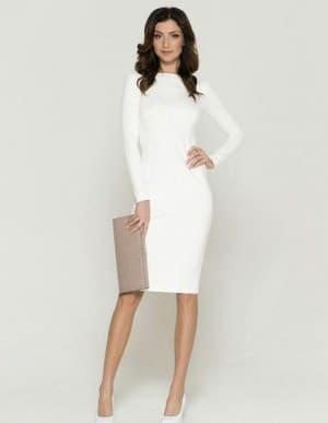 платье футляр французской длины