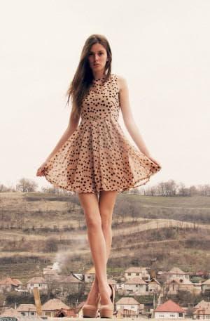короткие красивые платья на лето