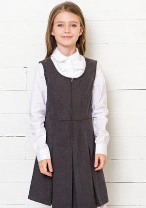 теплое платье сарафан для девочки подростка