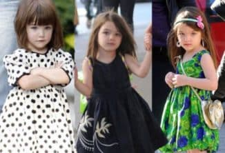 модные платья для маленьких девочек