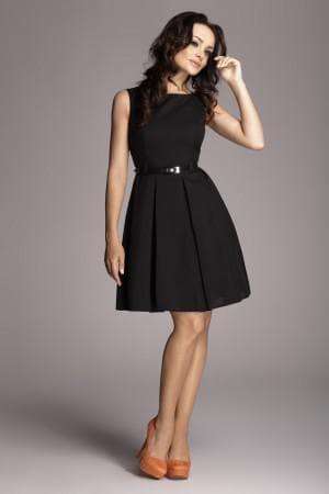 платье французской длины от Ever code