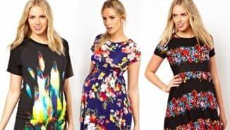недорогие летние платья для беременных