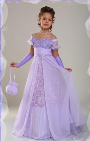 прямое платье в восточном стиле на выпускной в садик