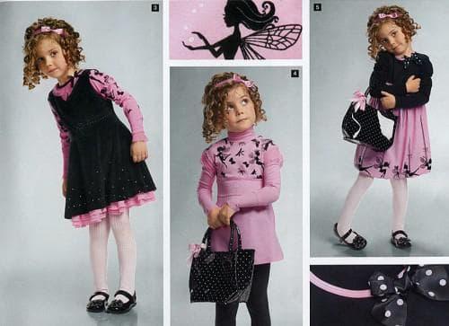 красивые детские платья на лето от O'Stin