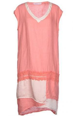 платья из коллекции мастерской La Fabbrica Del Lino