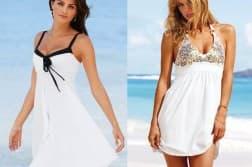 фасон летнего шифоновое платьев