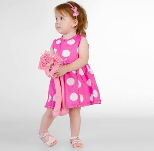 красивые детские платья на лето от Gloria Jeans