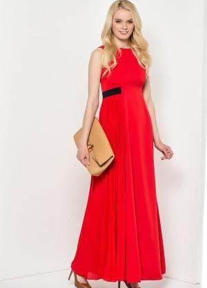 красное платье кира пластинина