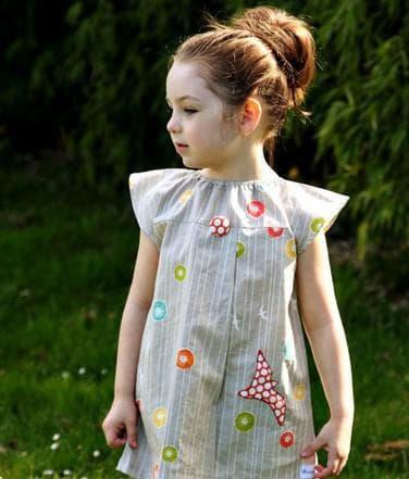 красивые детские платья на лето от Leader