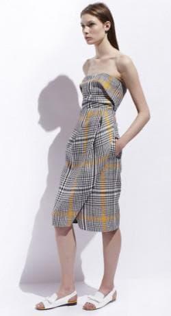 льняное платье оверсиз