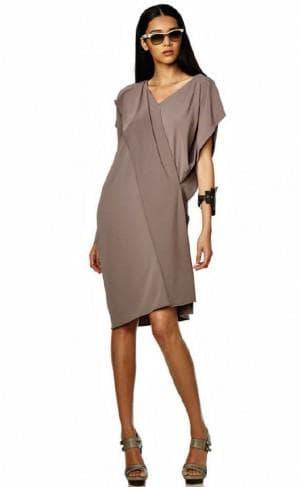 льняное платье от OBLIQUE