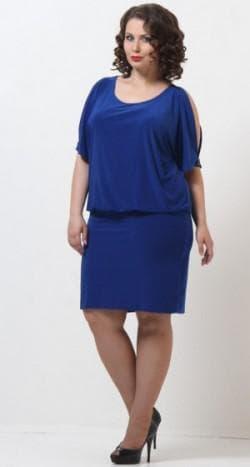летние платья средней длины 52 размера