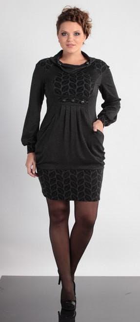 трикотажные платья от Галеан стиль
