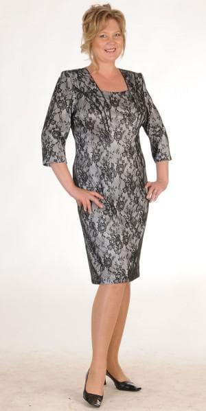 гипюровые платья футляр больших размеров