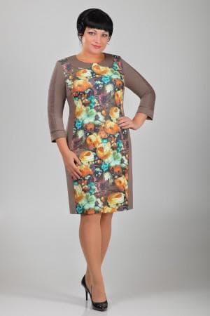 трикотажные платья от Диомель