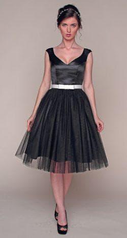 платье из фатина от производителя Nina Moda