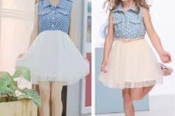 красивые короткие блестящие платья