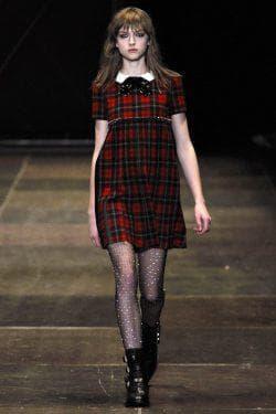 красивое платье в стиле гранж для подростков