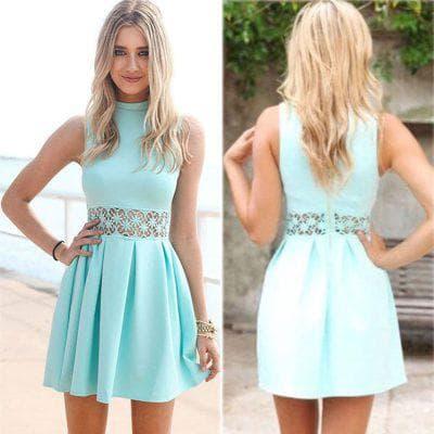 красивое платье для лета для подростков