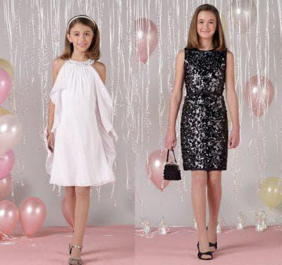 вечернее платье для девочек подростков 14 лет
