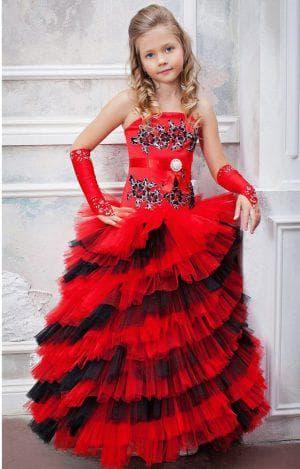 бальное платье для девочек подростков 14 лет