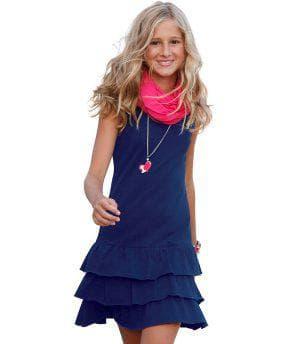 летнее платье для девочек подростков 14 лет