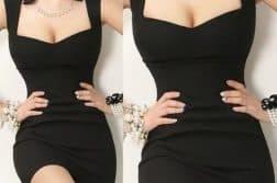 как подобрать бижутерию к вырезу платья