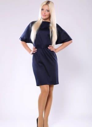 11-e1510563398710 Платье с цельнокроеным рукавом — кому подходит и варианты фасонов