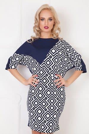 111-7-e1510563477929 Платье с цельнокроеным рукавом — кому подходит и варианты фасонов