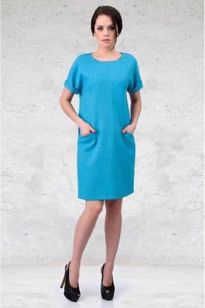 111-e1510563014241 Платье с цельнокроеным рукавом — кому подходит и варианты фасонов