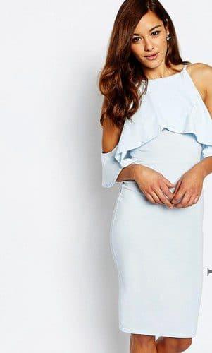 Платья с узкой или широкой проймой и спущенным рукавом