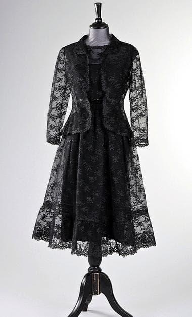 маленькое чёрное платье из фильма Как украсть миллион