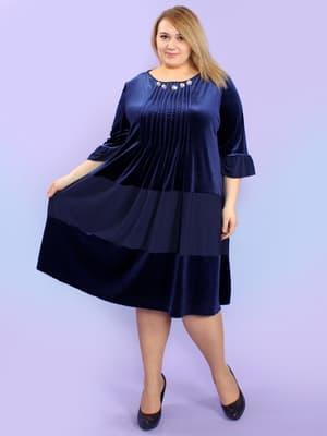 а-образный фасон платьев для полных