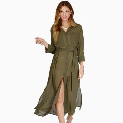 платье удлиненная рубашка для женщины
