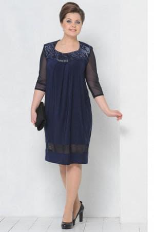 вечерние платья для женщин 50 лет трапеция