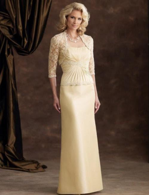 вечернее платье для матери невесты