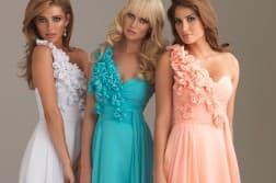 самые простые свадебные платья