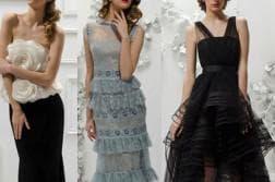 красивые платья больших размеров из Турции