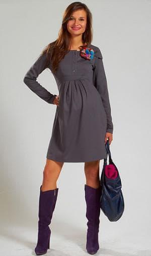 платье туника для беременных