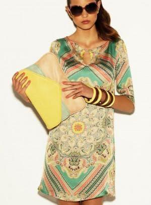 платье из купонной ткани от Гуччи